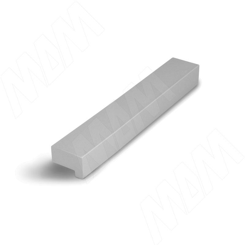 Фото - Профиль-ручка 96мм алюминий матовый (UA02C00/96) профиль ручка 200мм врезная алюминий матовый 35 200 aa