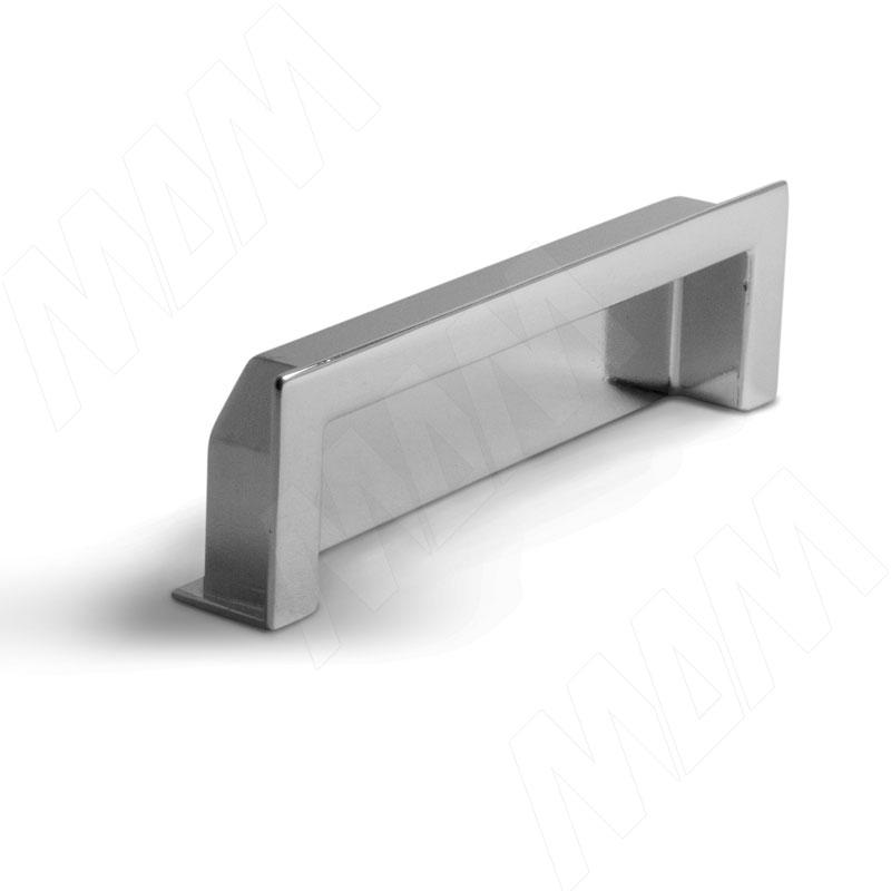 Ручка-раковина 96мм хром (UN5004/96) ручка раковина 96мм титан 405c 96 69