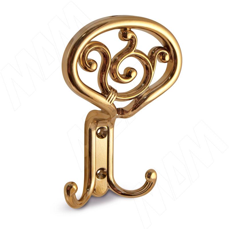 ROME Крючок трехрожковый золото темное (WAP.801.000.00G3) pu jie plextone d500 quasi hifi динамические музыкальные наушники темное золото
