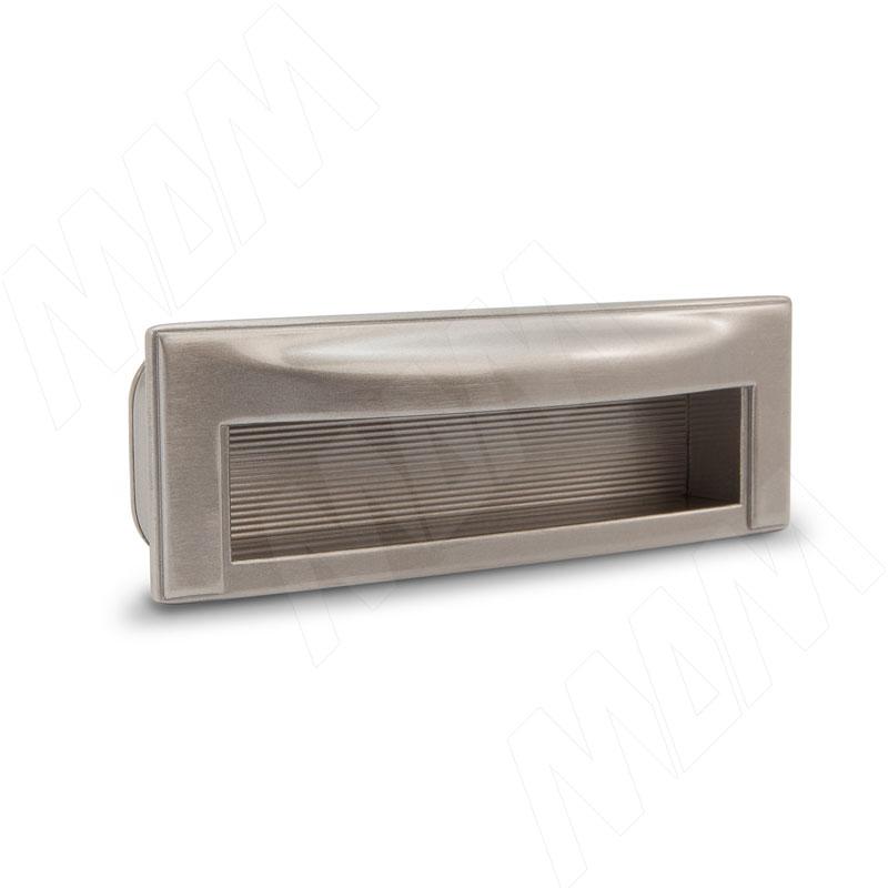Ручка-раковина 96мм никель (WMN.610.096.00F7) ручка раковина 96мм титан 405c 96 69