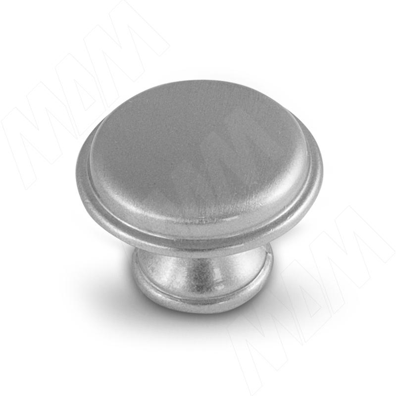 Ручка-кнопка D30мм никель (WPO.6000.030.00F7)