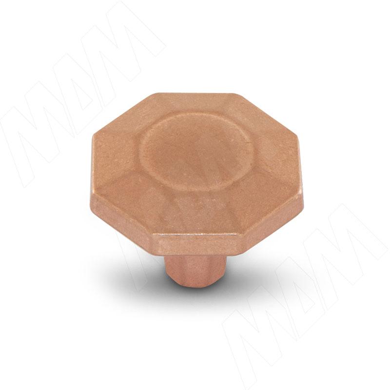Ручка-кнопка медь винтаж (WPO.762.000.00C5) ручка кнопка медь винтаж wpo 762 000 00c5
