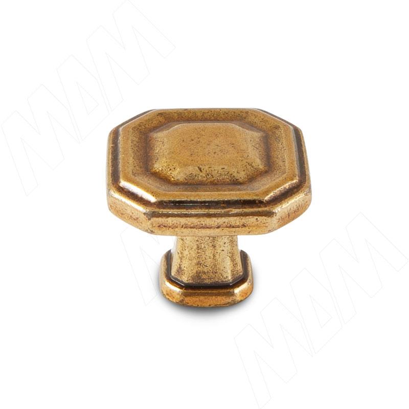 Ручка-кнопка бронза Орваль (WPO.775.000.00A8) ручка кнопка d25мм бронза орваль wpo 811 025 00a8