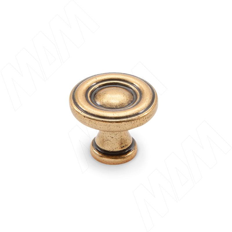 Ручка-кнопка D25мм бронза Орваль (WPO.811.025.00A8) ручка кнопка d25мм бронза орваль wpo 811 025 00a8