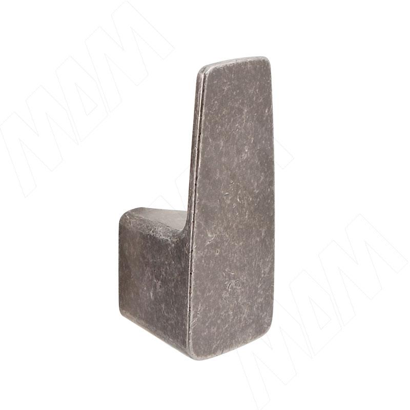 ALVERO Крючок однорожковый олово (Z-5423.G49) цена