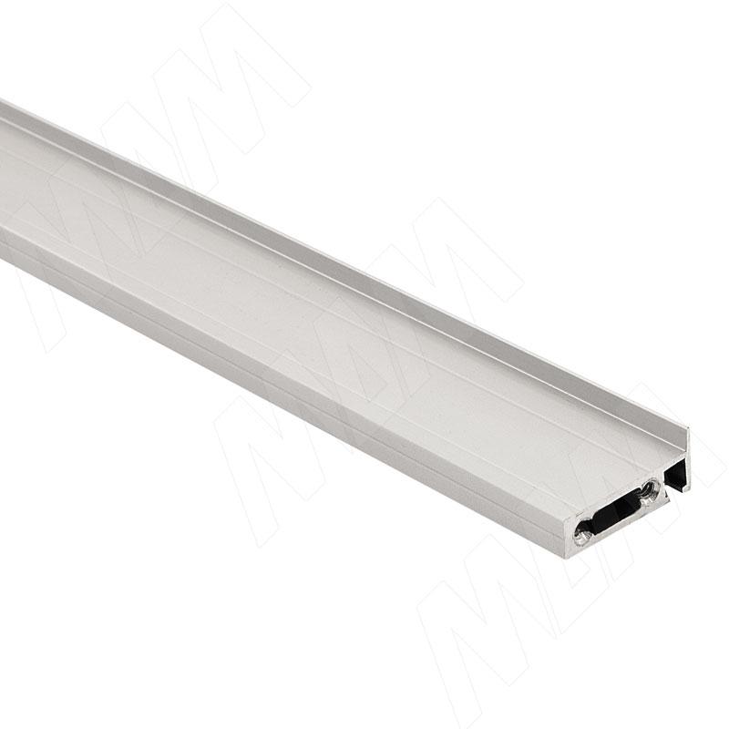Фото - EXIT Профиль заглушки кабель-канала, серебро, L-1800 (2090.005) автосигнализация pandect x 1800 l