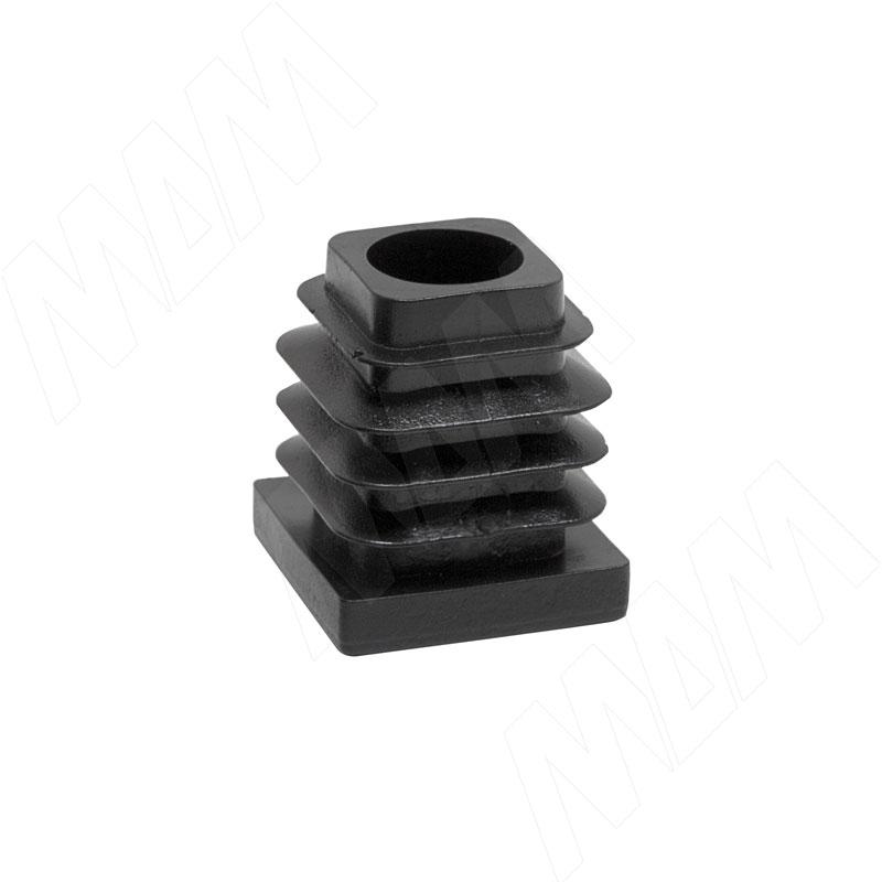 Заглушка-подпятник с гайкой, М10 (25Х25 М10)