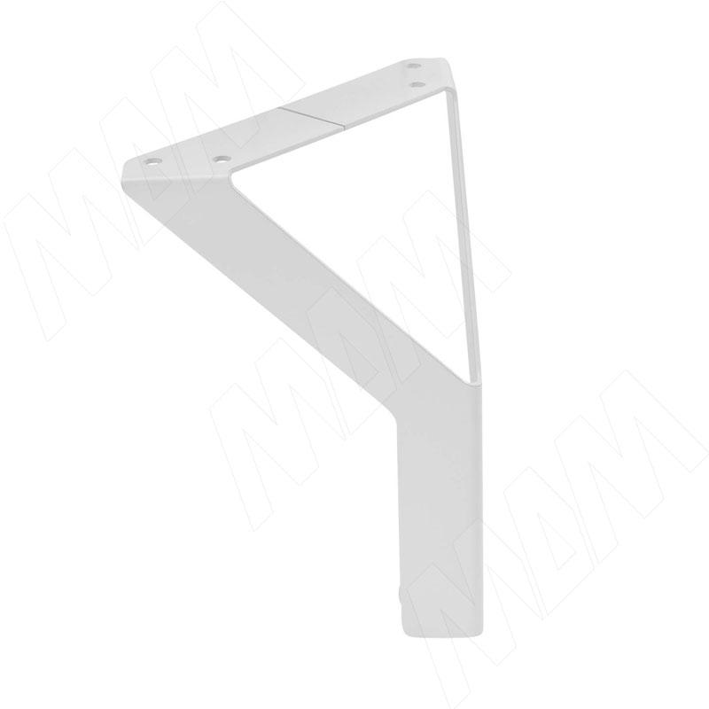 Опора декоративная Н150+10мм белый фото товара 1 - ADJ15.150.WHT