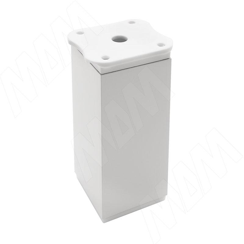 Опора декоративная Н100+18мм белый (ADJ8.100.WHT)