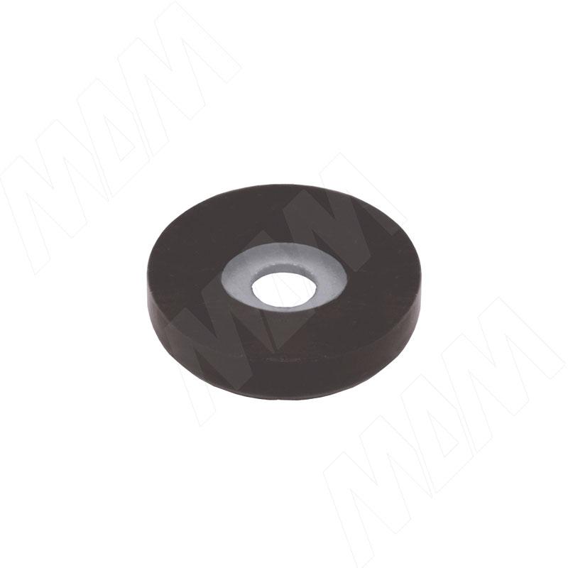 SuperGlide Подпятник круглый, D19 мм, под саморез (HR19-S)