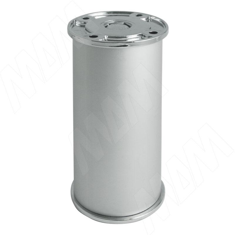 Опора декоративная D50мм, Н150+10мм алюминий (NA11C00 R150ММ) опора для цветов круг 0 25м выс 1 3м 1 шт диаметр трубы 10мм