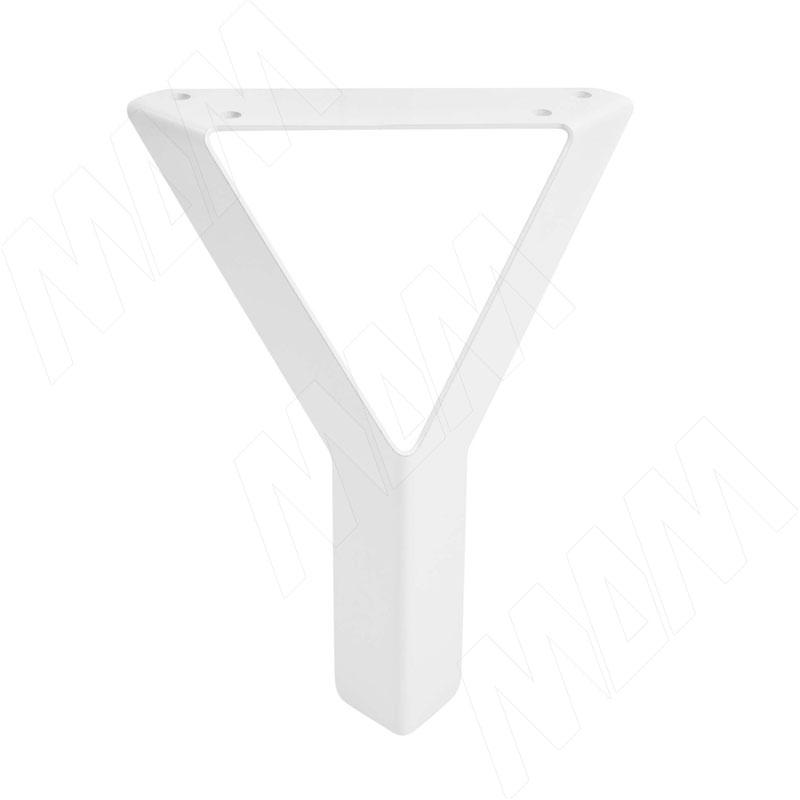 Опора декоративная Н150+10мм белый фото товара 3 - ADJ15.150.WHT