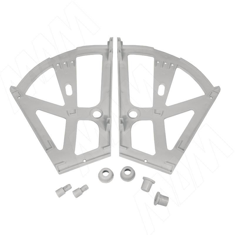 Механизм для обувниц, белый (PU7020WH)