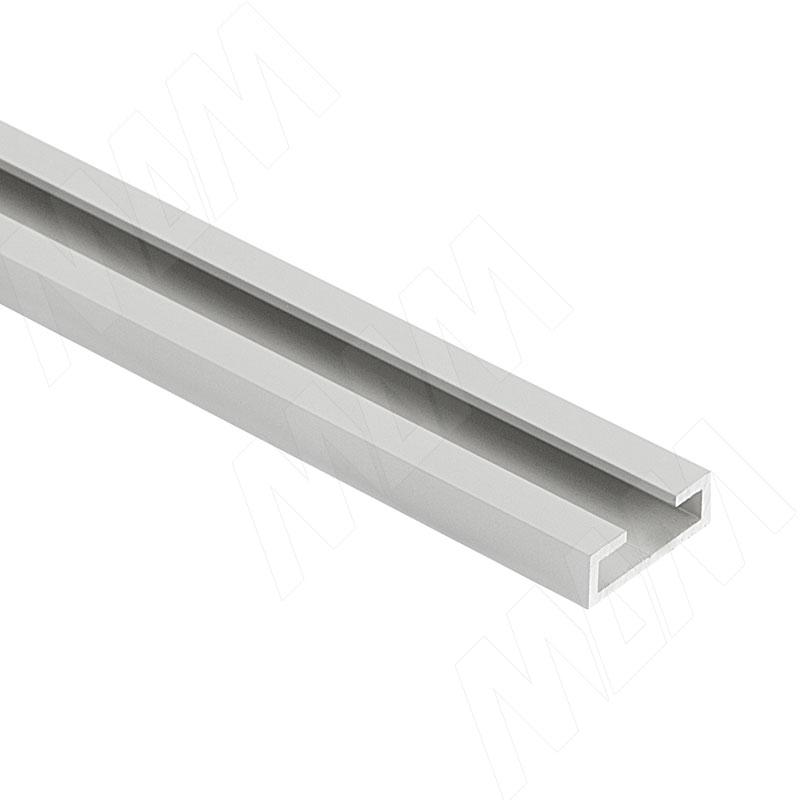 ДУКО Направляющая нижняя, серебро, L-5000 (99063A)