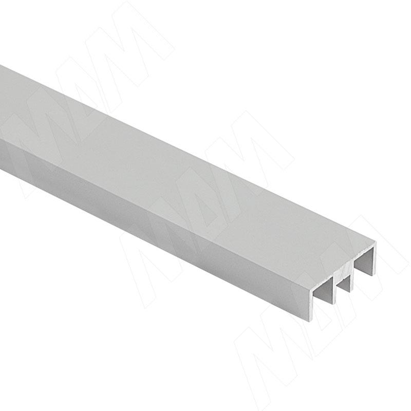 Фото - ДУКО Направляющая верхняя, серебро, L-5000 (99064A) ps48 направляющая верхняя усиленная быстрый монтаж серебро l 3050 pr483002004a s