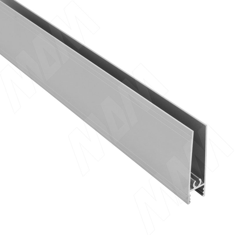 INTEGRO Горизонтальный профиль нижний серебро, L-6000 (IN01050A)