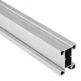 INTEGRO Профиль-ручка VARIO серебро, L-6000