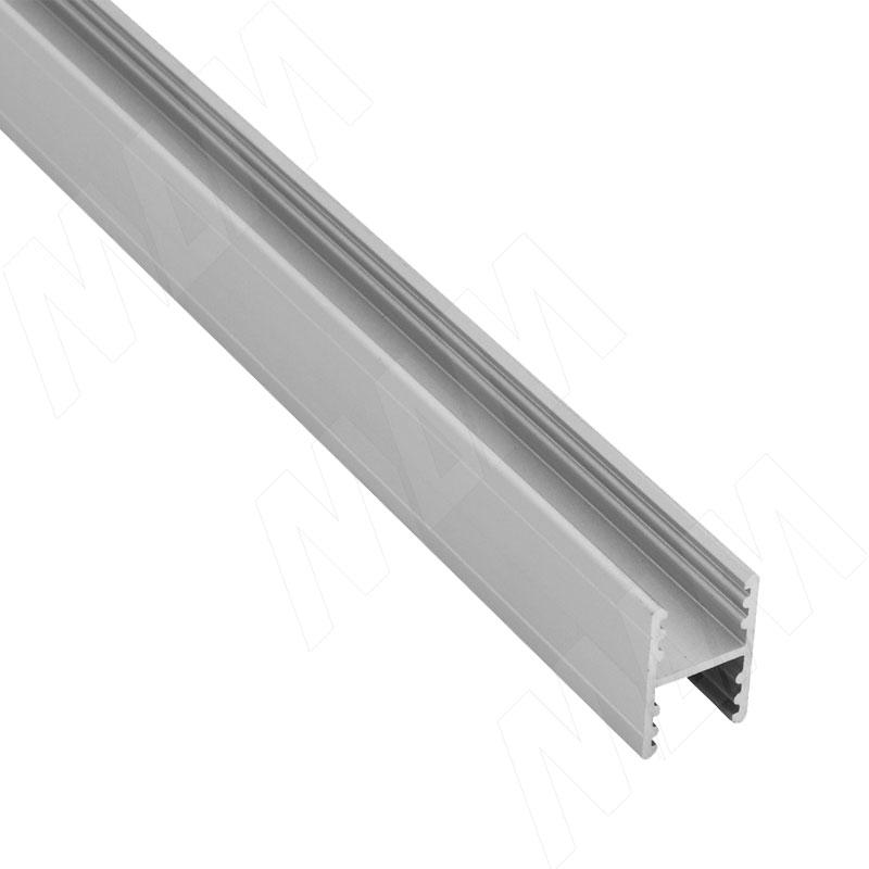 INTEGRO Профиль межсекционный серебро, L-6000 (IN01150A)
