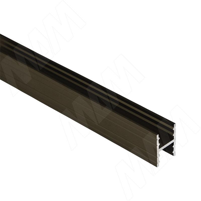 INTEGRO Профиль межсекционный бронза, L-6000 (IN04150A)