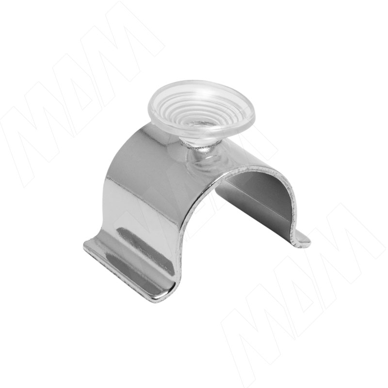 Держатель стекла с присоской хром (JOK.040.00 03)