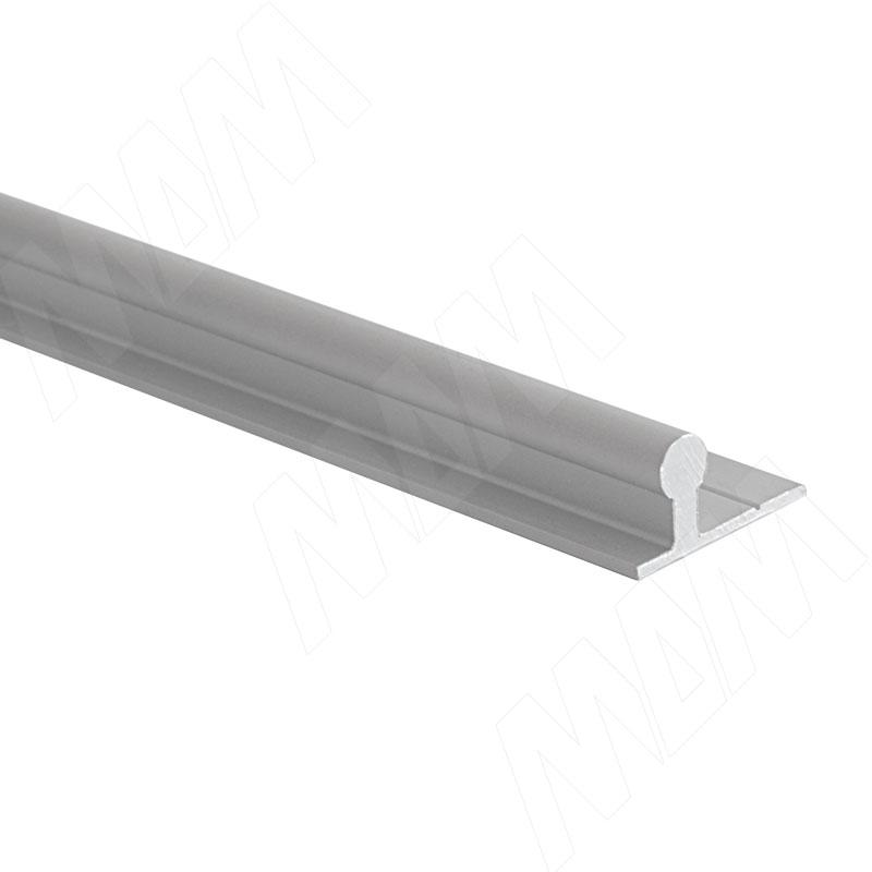 IKM-80AY/FAST Направляющая накладная, серебро, L-2000 (PR011954A-S2) недорого