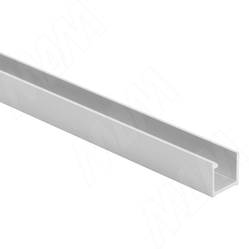 PORTAGLASS LUX Wall боковой профиль крепления для стекла, L-3000 (PR0141238A)
