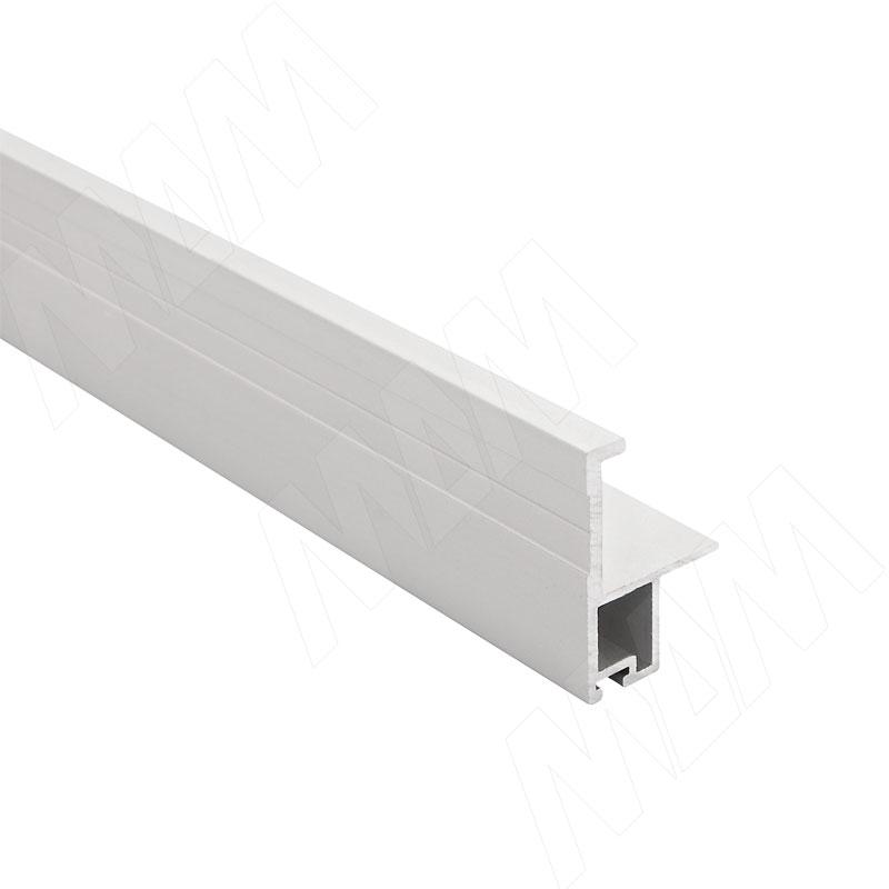 PRIDE Профиль-ручка узкая, серебро, L-6000 (PR014387A)