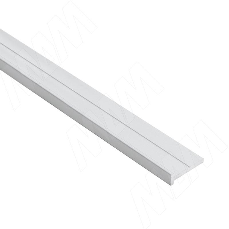 Фото - PRIDE профиль межсекционный, серебро, L-3000 (PR014388A-S3) профиль декоративный ol90 3000 мм серебро