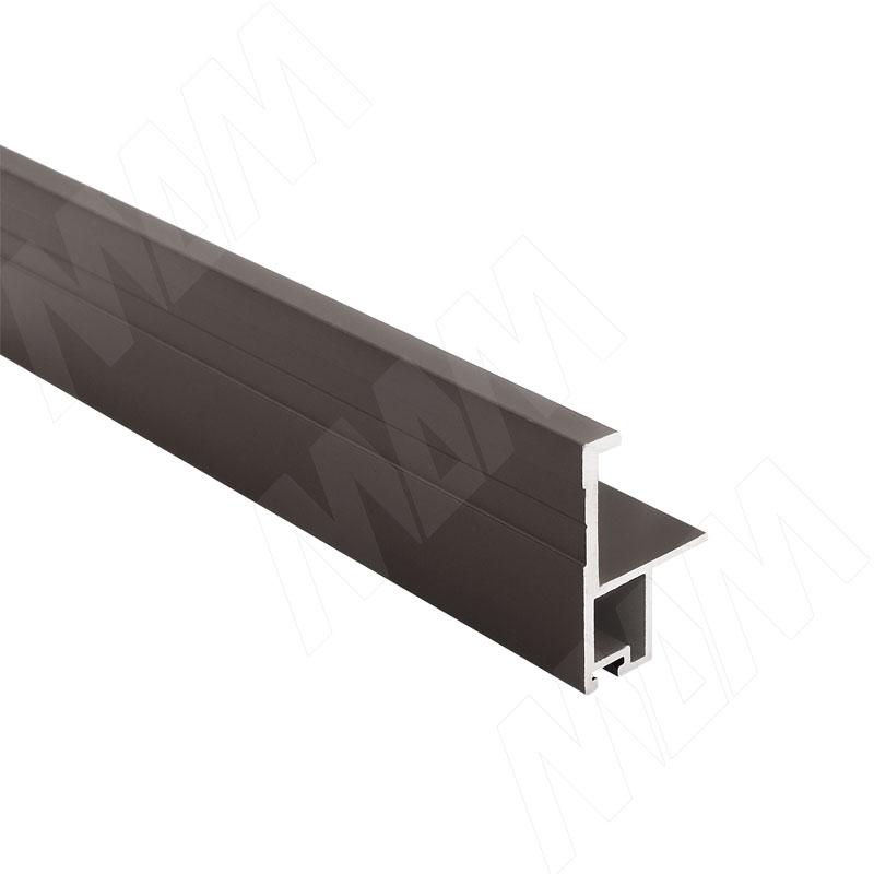 PRIDE Профиль-ручка узкая, бронза, L-6000 (PR044387A)