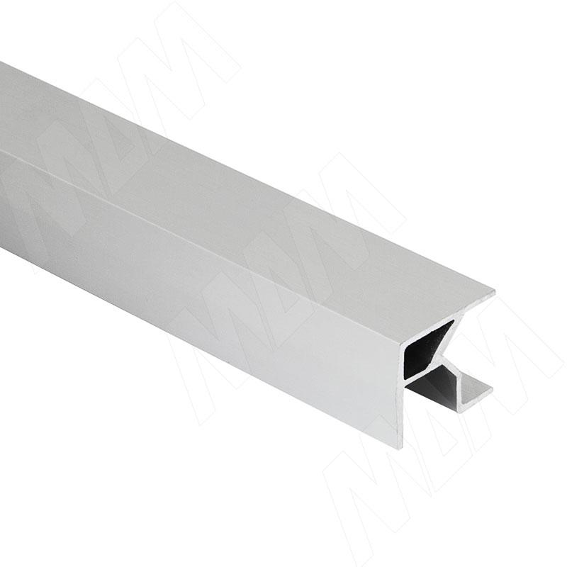 Фото - PS23 Направляющая верхняя, серебро, L-2000 (PR2373001PR-2) ps48 направляющая верхняя усиленная быстрый монтаж серебро l 3050 pr483002004a s