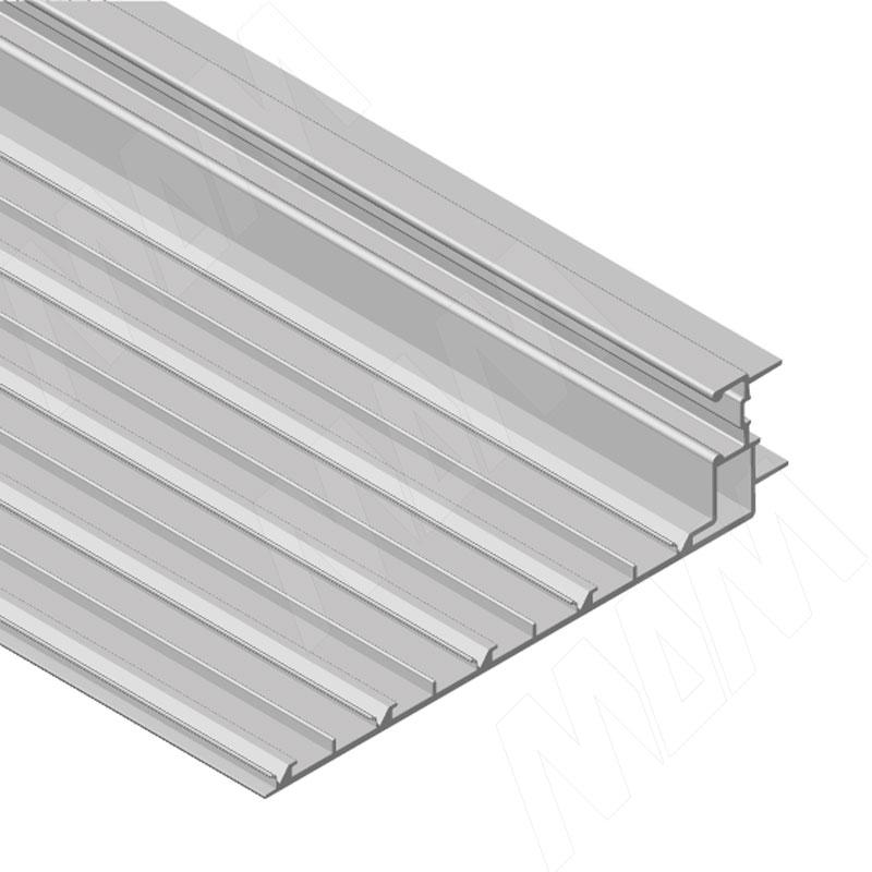 B-MOVED PS40 Установочный профиль для электропривода, L-6100 (PR407000015A) алюминиевый профиль lumker l 9086 b
