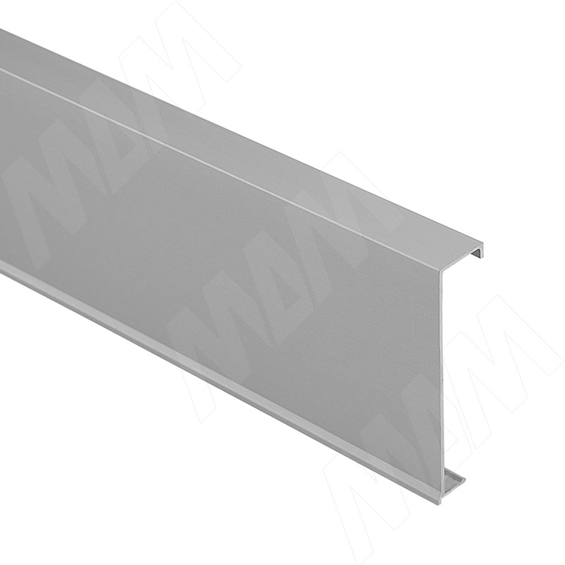 PS40 Декор. накл. на верх. напр. серебро, L-3000 (PR4070030830PR)
