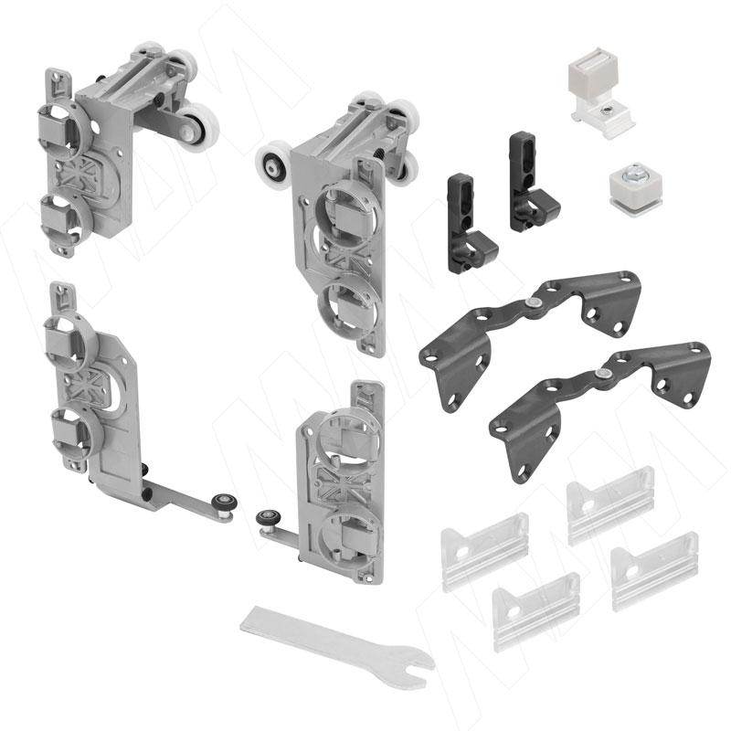 PS11 Комплект роликов и аксессуаров для складной двери (PS11AP6E01)