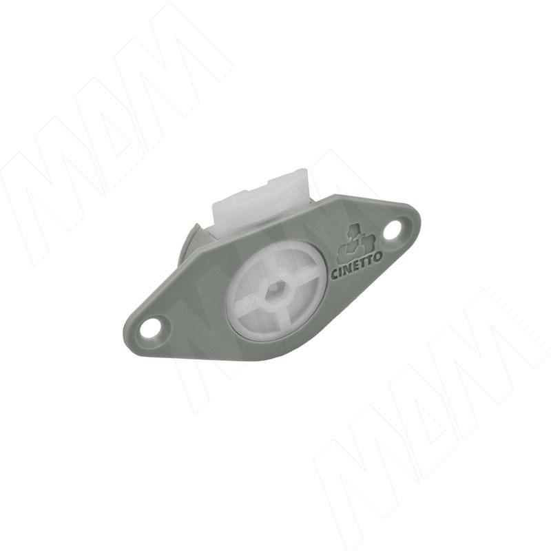 PS22 Ригель верхн. с регул., серый (PS22PS8B01)