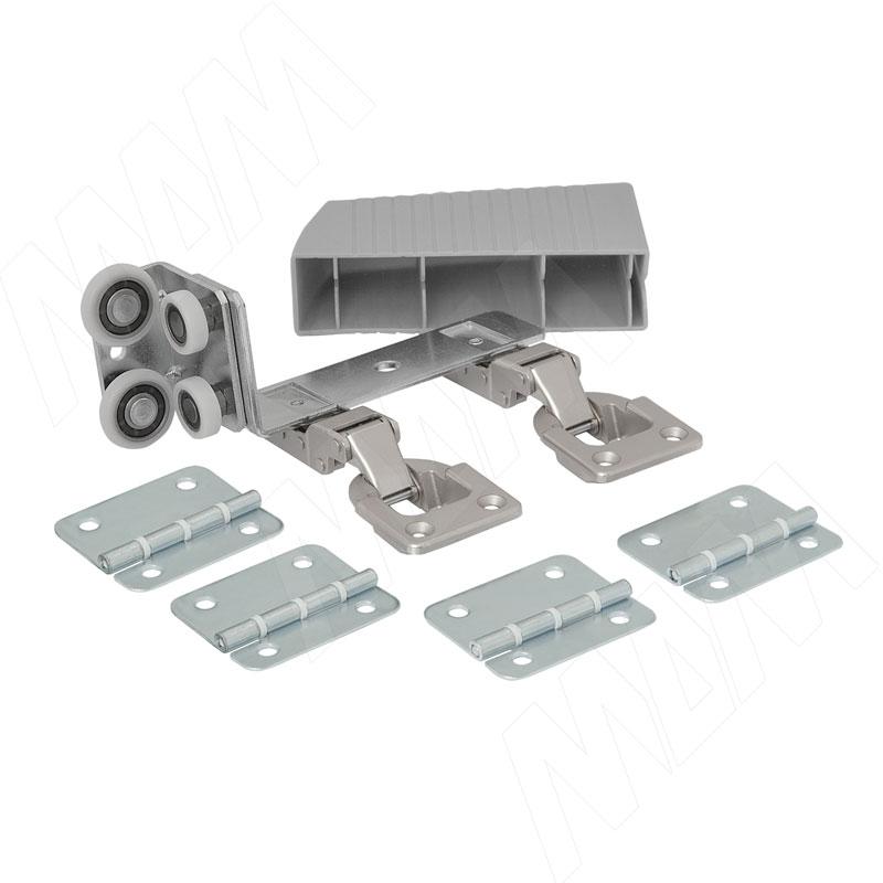 PS23 Компл. роликов и аксессуаров для складной двери (правый) (PS23DR)