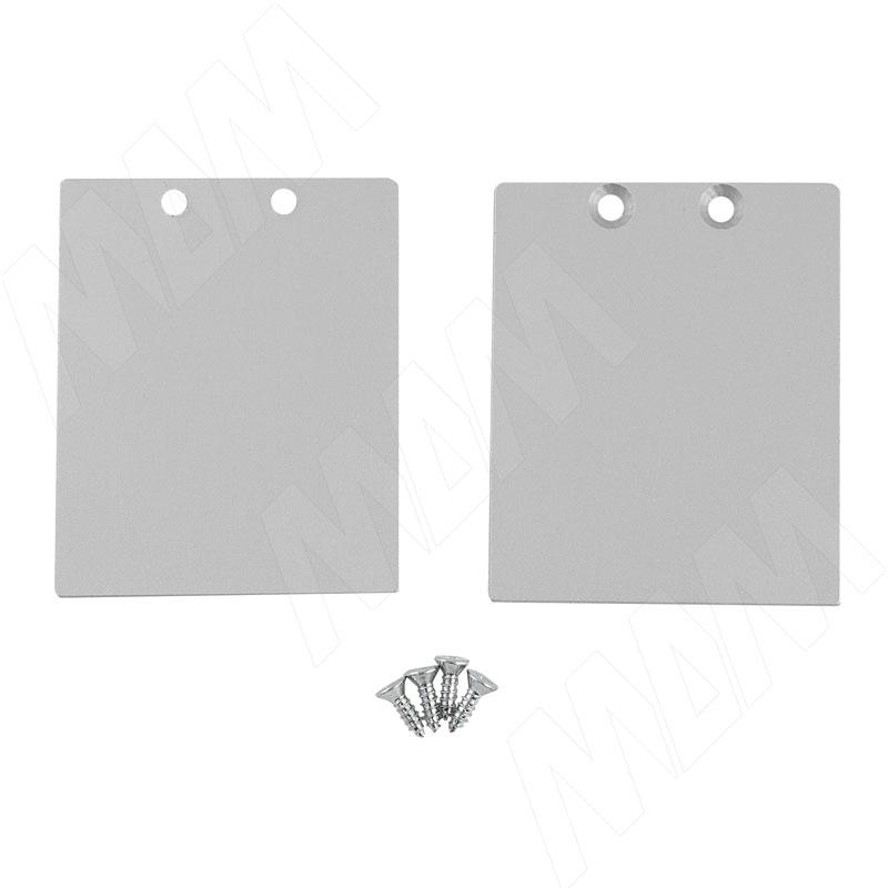PS65 заглушка для верхней направляющей, серебро (2 шт.) (PS65KC70020001) заглушка верхней штанги для fisher