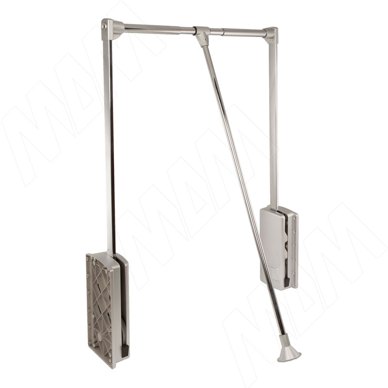 BASE Пантограф 880-1150 мм, нагр. 12 кг, серый металлик (PU70L)