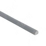 INTEGRO Буфер-уплотнитель, серый, L-2750