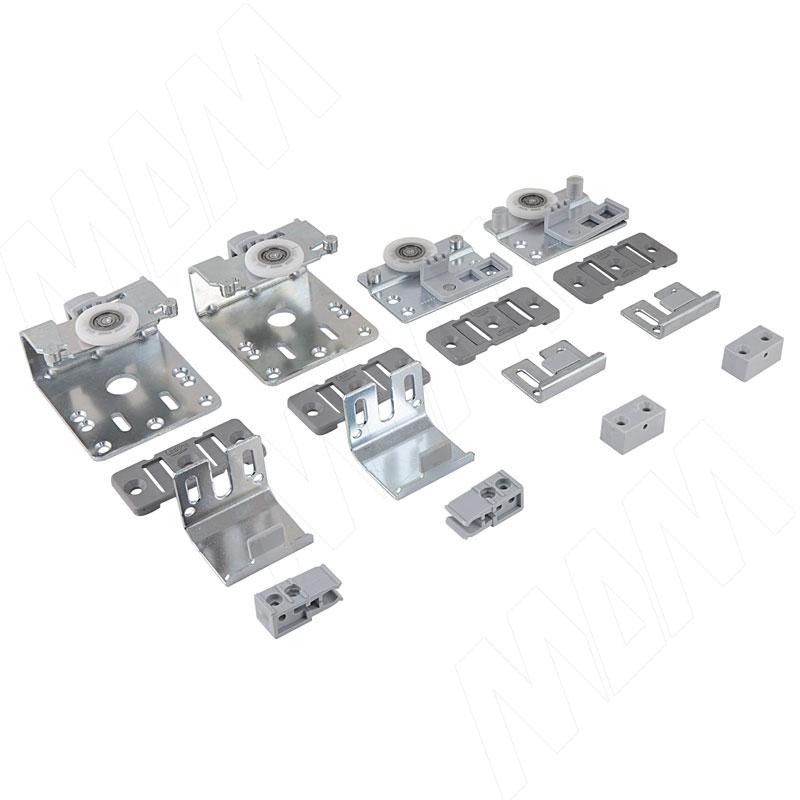 SUPERIOR Комплект роликов на 2 двери (Superior 60/2)