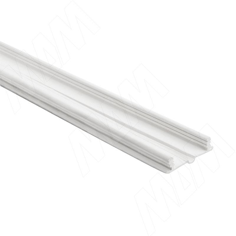 PS11 Профиль-заглушка, белый, L-2600 (TE22830001)