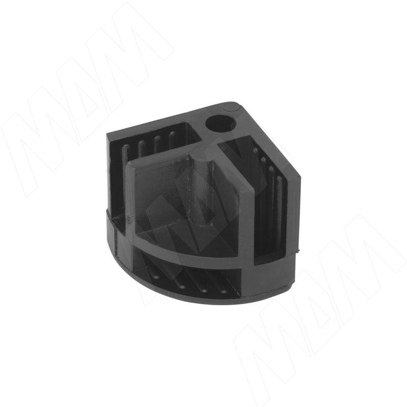 Крестовина для 2 стекол, 5 мм (5X2 (H) / 100 ШТ)