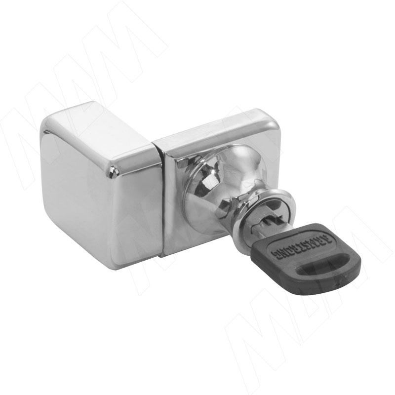 УФ замок для накладного фасада (UV LOCK 407 OVER)