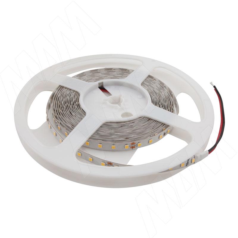 LUX лента светодиодная 2835/98, 24V, 5 м, нейтральный белый 4000К, IP33, 10W/1м (LS-2835NW-IP33-10-L) лента светодиодная 2835 60 12v 5 м нейтральный белый 4000к ip20 4 8w 1м ls 2835nw ip20 4 8