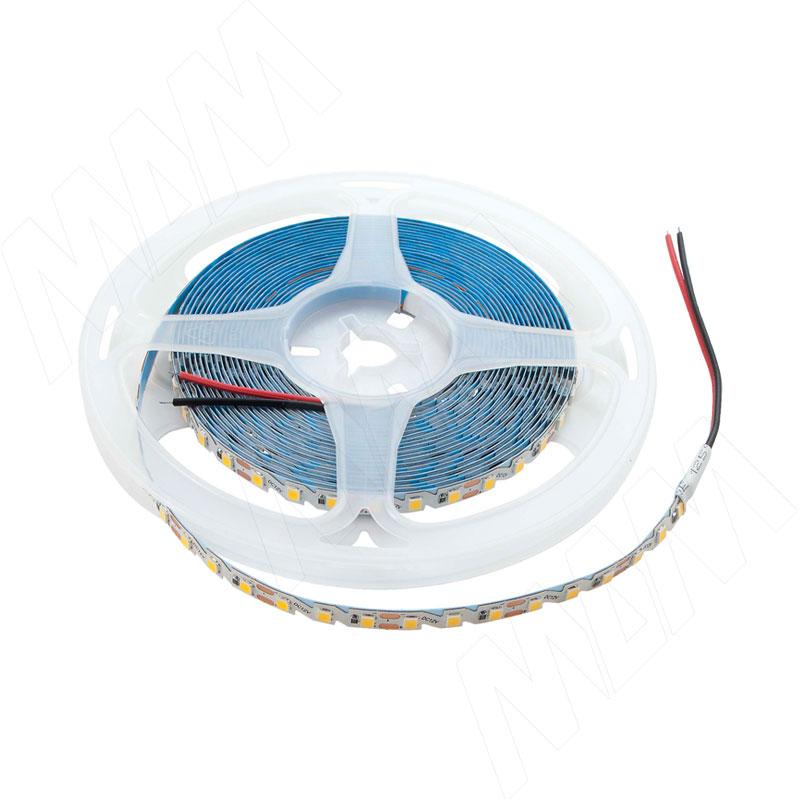 Фигурная лента светодиодная 2835/120, 12V, 5 м, нейтральный белый 4000К, IP20, 9,6W/1м фото товара 1 - LS12-2835NW20-9.6-S