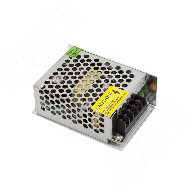 Блок питания AC-230/DC-12V, IP20, 40W (LSA-PS12V-IP20-40W) блок питания ac 230 dc 12v ip67 100w lsa ps12v ip67 100w
