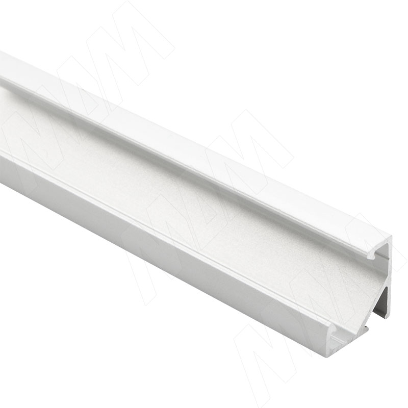 Фото - Профиль СМ1, угловой, серебро, 16х16мм, L-2000 (LSP-CM1-ALU-2000-AL) профиль sm1 накладной серебро 16х7 5мм l 2000 lsp sm1 alu 2000 al