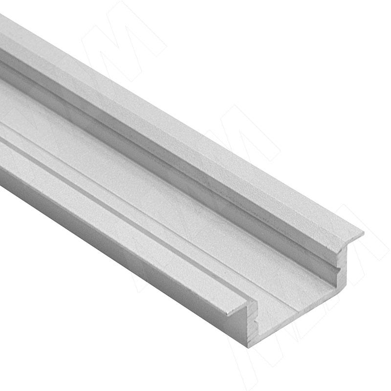 Профиль FM1, врезной, 22х7мм, L-2000 (LSP-FM1-ALU-2000-0) профиль arlight alu power w35s 2000 anod frost серый