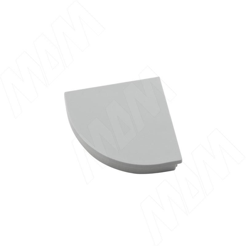 Заглушка торцевая для СМ4, без отверстия (LSPA-CAP-CM4-0) nika см4 798895
