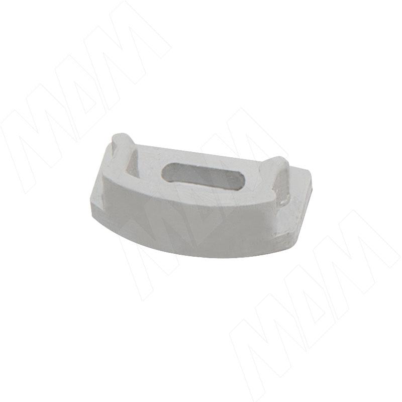 Заглушка торцевая для SM1, с отверстием (LSPA-CAP-SM1-1) arlight заглушка для alu flat с отверстием