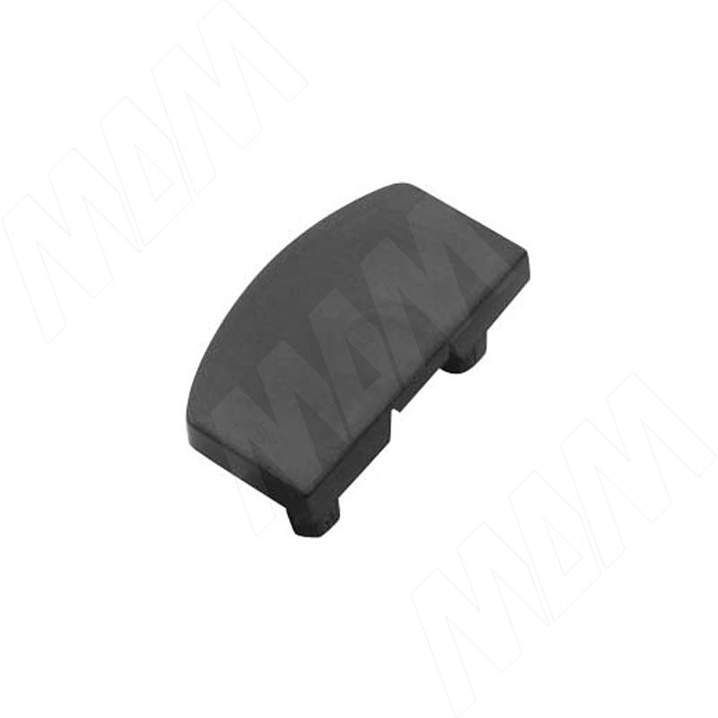 Заглушка торцевая для SM1, черная (LSPA-CAP-SM1-BL)